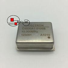 1×USED VECTRON C4600A1-0106B C4600A1-0106 10MHz 12V OCXO Crystal Oscillator