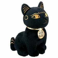 Bastet Egyptian Cat Stuffed Animal Plush 10.5h T11310