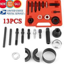 13pcs Kit Pulley Puller & Installer Power Steering Pump Remover Alternator AC