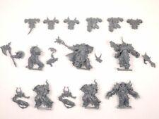 Caos caballero Knights piernas legs aos Warhammer Fantasy Bitz 332