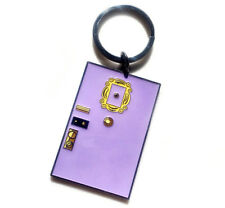 New Friends TV Show Monica's Door Frame Key Ring KeyChain Cosplay Key ring Gift