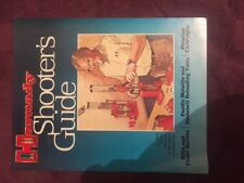CATALOGUE ARMES FUSILS - HORNADY SHOOTERS GUIDE  / 1981-1982