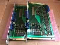 FANUC BD02036AAA DISPLAY DRIVER BOARD (1 Piece) ***USED*** JML Warranty!!!