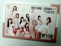 Twice Photo Post Card Sticker KPOP Tzuyu Sana Mina Momo Jihyo Dahyun Nayeon Good