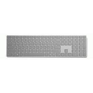 Open Box: Microsoft Surface Keyboard Gray  -  Wireless - Bluetooth - Compatible