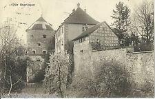 Ak Überlingen, Gallerturm, Ansichtskarte 1925 gelaufen nach Stuttgart