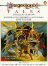 "Dragonlance Tales: ""Magic of Krynn"", ""Kender, Gully Dwarves and Gnomes"" and ""L,"