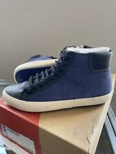 Camper Men's Size Eu 42 US 9 Athletic Casual High Top Shoes Sneakers Blue