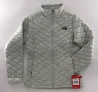 The North Face Women's Thermoball Jacket Tin Grey Size Small New With Tags