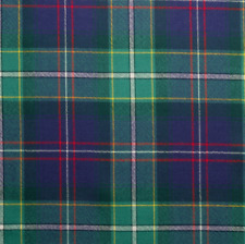 Ingles Buchan Scottish Wedding Tartan Handfasting Wool Ribbon St. Ninian