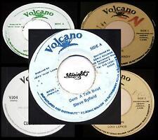 CLASSIC REGGAE REVIVE VOLCANO RECORDS MIX CD