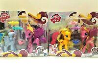 My Little Pony Crystal Princess Celebration Set CADANCE TWILIGHT DASH & More Lot