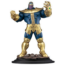 "KOTOBUKIYA Thanos Fine Art Statue-MARVEL COMICS 1/6TH escala 15.5""/40 cm MK203"