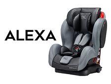 Bebylux combinazione 123 Bambino Bambino Kids Seggiolino auto con Isofix Base 1 4 12 anni