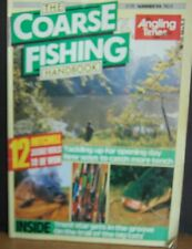 THE COARSE FISHING HANDBOOK SUMMER 84 AN ANGLING TIMES QUARTERLY