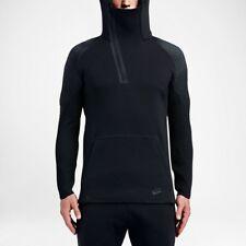 """Nike dynamique révéler Tech Molleton Homme Sweat à Capuche Top 805655-010 Taille S Tour de Poitrine 38"""" Neuf"""