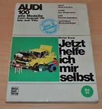 AUDI 100 alle Modelle von 1974 bis 1976 Reparaturanleitung JHIMS 51