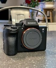 Sony Alpha a7S iii Digital Slr Camera (Body Only), Sony A7Siii
