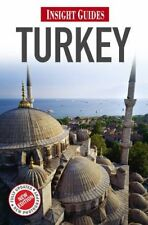 Insight Guides: Turkey by Dubin/Yale Paperback Book The Cheap Fast Free Post
