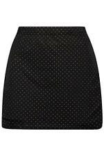 Above Knee Polyester Skirts for Women