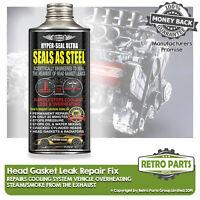 Blown Head Gasket Fix Repair For Vintage Car Cooling Leak Cracked Block Seal