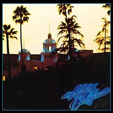 EAGLES-HOTEL CALIFORNIA-JAPAN CD