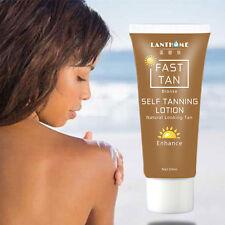 2017 New Fashion Self Sunless Tanning Lotion Bronze Solarium Cream 50ml Hot