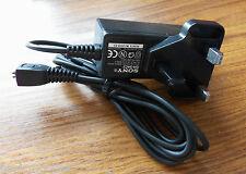 Genuine Sony cmd-j5 cmd-j6 cmd-j70/j70e cmd-z7 (j5 j6 j70, z7 Caricatore rete)