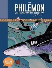 The Philemon Adventures: Cast Away on the Letter A by Fred (2013, Hardcover)