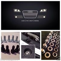 Fits Audi TT Engine Bay Cover Bolts Fastener - 50 Piece SS Conversion Kit