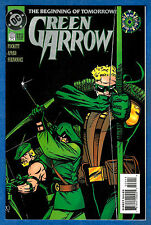 GREEN ARROW # 0  - DC 1998  (vf) 1st app. Connor Hawke