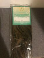 """American Dream Silky Jumbo Braid 1B/27 Natural Black Mixed with Rich Blonde 25"""""""