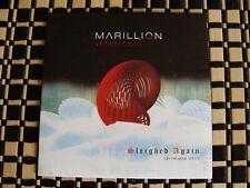 1 4 U: Marillion : Sleighed Again : Christmas 2012 Fan Club DVD NTSC R0