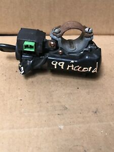 1998-2002 HONDA ACCORD STEERING COLUMN IGNITION KEY CYLINDER OEM