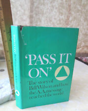 PASS IT ON,1984,No Author Noted,Illustrated,DJ