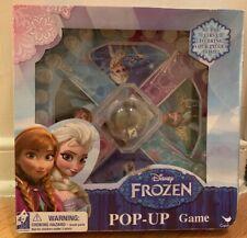 Disney Frozen Pop-Up Game