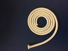 Round Wick for Oil Lamp - 6mm Width - 1 metre length
