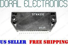STK4332 Free Shipping US SELLER Integrated Circuit IC