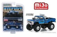 Greenlight 1/64 Bigfoot #1 Original Monster Truck 1974 Ford F-250 Chrome 51281