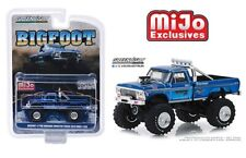 Greenlight 1/64 Bigfoot #1 Original Monster Truck 1974 Ford F-250 Chrome 51281