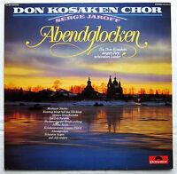 """12"""" Vinyl LP ABENGLOCKEN - Don Kosaken Chor Serge Jaroff"""