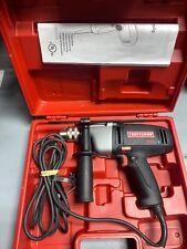 craftsman 1/2 hammer drill