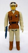 Star Wars Hoth REBELDE SOLDADO Vintage Figura de acción Blanco Molde Completo
