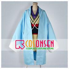 Cosonsen Hakuouki Toudou Heisuke Cosplay Costume Team Uniform Full Set All Sizes