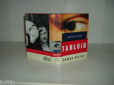 AMERICAN TABLOID By JAMES ELLROY (signed) 1995 First Edition