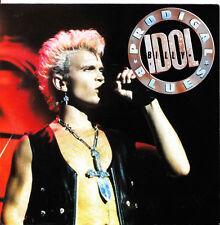 BILLY IDOL-PRODIGAL BLUES + THE LOVELESS SINGLE VINILO 1990 SPAIN