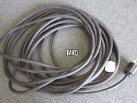 125V Nema 5-15 Plug and Connector with 40' E42543 LL24508 Cord