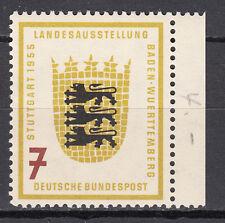 BRD 1955 Mi. Nr. 212 Postfrisch mit Rand TOP!!! (21531)