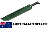 "Quality Machete Survival 26"" 56CM Blade 68cm cutting GRASS BUSH OUTDOOR HUNTING"