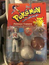 Pokemon Vintage Sealed Hasbro Toys - Team Rocket James & Arbok